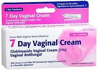 Taro Clotrimazole 7 Vaginal Cream 45 g (Pack of 3)