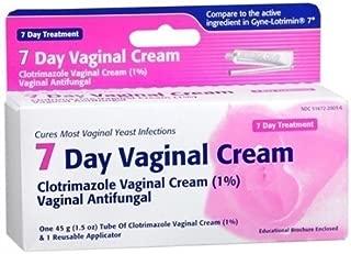 Taro Clotrimazole 7 Vaginal Cream 45 g ( Pack of 3)