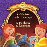 Ma première légende de Bretagne - Coffret 4 volumes : La sirène de la Fresnaye ; Le pêcheur de lançons ; Job et le géant ; Les deux bossus