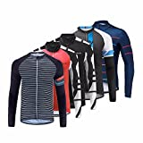 Uglyfrog Burning Bike Wear #01 2017 Nuevo De Winter with Fleece Mantener Caliente Manga Larga Maillot Ciclismo Hombre Invierno Style