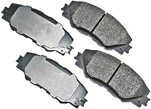 Akebono ACT1211 Disc Brake Pad Kit
