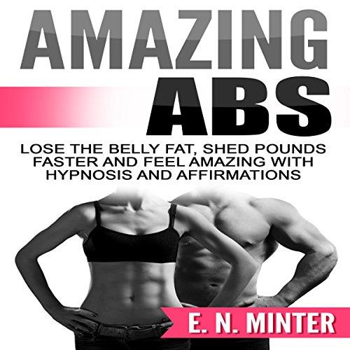 Amazing Abs audiobook cover art