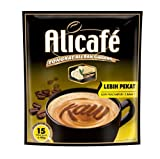 10 Pack Alicafe Tongkat Ali and Ginseng Pekat (Thicker and Stronger) 5 in 1 Premix Coffee Imported from Malaysia (10 x 15 Sachets) Free Express Delivery