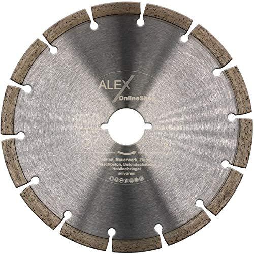 PROFI Diamant-Trennscheibe Ø 200 mm passend für Lamello Tanga DX200 Trenn-Fräsmaschine Fenster-Fräse 200mm Beton