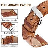 Zoom IMG-1 gerbgorb cinturino vintage pelle per