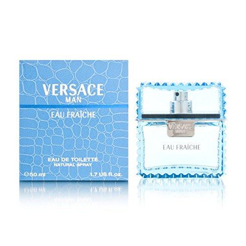 Versace Man Eau Fraiche Acqua Profumata - 50 gr