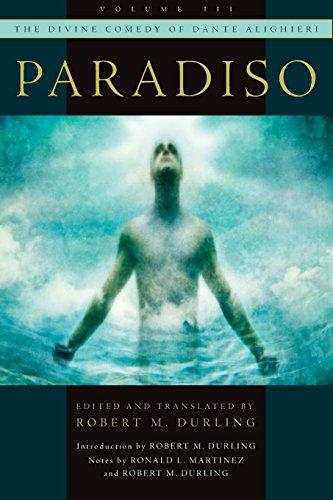 The Divine Comedy of Dante Alighieri: Volume 3: Paradiso