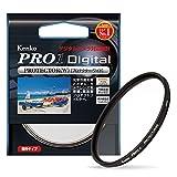 Kenko 37mm レンズフィルター PRO1D プロテクター レンズ保護用 薄枠 日本製 237519