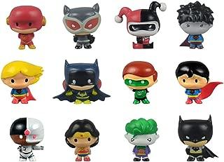 DC Comics Chibi Figures - 20 pieces - Includes Batman, Superman, Wonder Woman and more
