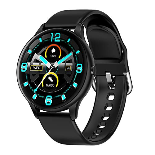 LIGE Smart Watch Men, Fitness Tracker with Heart Rate Sleep Monitor, Activity Trackers Watch...