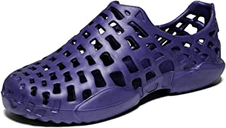 comprar comparacion BOTEMAN Unisex Zuecos Zapatillas de Playa Piscina Respirable Ahueca hacia Fuera Las Sanitarios Goma Verano de Trabajo Sand...