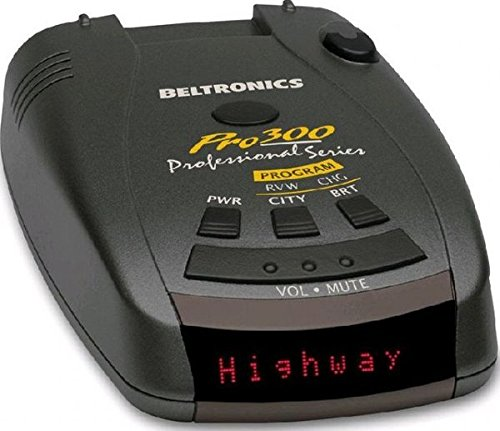 Find Bargain Beltronics PRO300 Radar & Laser/Lidar Detector with Audible Voice Alerts 360-Degree Protection