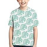どうぶつの森 あつまれ どうぶつの森 Animal Crossing Tシャツ 子供服 ベビー服 半袖 無地 丸首 キッズ こども 服 カワイイ おもしろい 人気 男女兼用 男の子 女の子