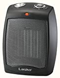 Lasko CD09250 Ceramic Portable Space Heater with Adjustable Thermostat...