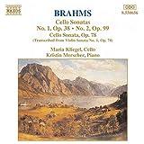 Brahms Cellosonate 1 und 2 Kliege - Kliegel