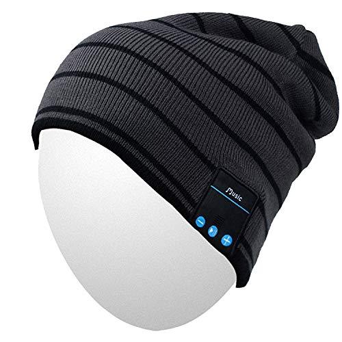Beanie Qshell Cappello Musica Bluetooth