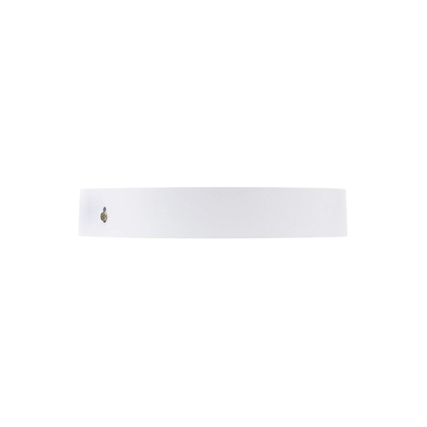 LEDKIA LIGHTING Pack Plafones LED Circular 12W (2 un) Blanco Frío 6000K - 6500K: Amazon.es: Iluminación