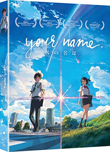 Your Name - Movie [DVD] [Import]