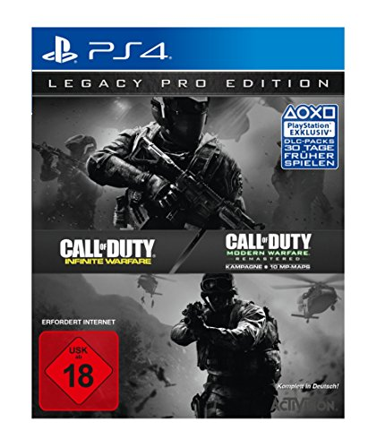 Call of Duty: Infinite Warfare - Legacy Pro Edition - [PlayStation 4]