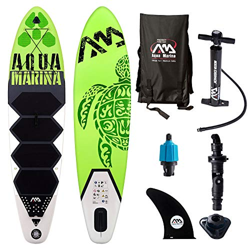 Aqua Marina Inflatable Stand-up Thrive Paddle Board