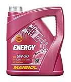 Mannol MN7511-5 Öl, Motoröl, 5 Liter