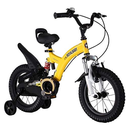 Jue Las Bicicletas de los niños de 5-8 años, niños y niñas de Las bicis de 16 Pulgadas, for Altura 105-150cm