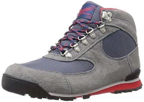 "Danner Women's 37356 Jag 4.5"" Waterproof Lifestyle Boot, Steel Gray/Blue Wing Teal - 8.5 M"