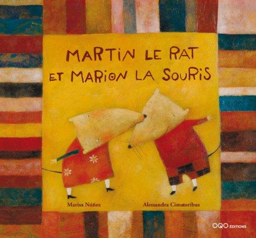 Martin le rat et Marion la souris