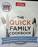Quick Family Cookbook - Upadated Edition