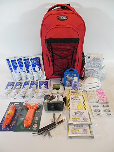 3 Day 2 Person Emergency Survival Disaster...