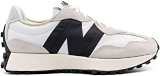 New Balance Scarpe Uomo MS 327 Fe Colore White Grey Black Taglia