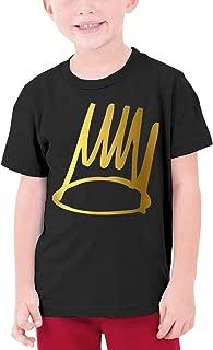 J Cole Boy's Short Sleeve Teenage T-Shirt