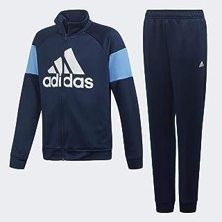 Adidas Performance Enfants Sport-Jogging TASTO PES PANT NOIR//ROUGE