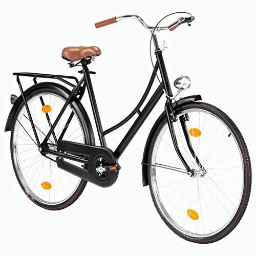 Tidyard Vélo Hollandais pour Femmes 28'