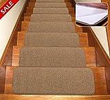 Seloom Stair Carpet Non-Slip Treads