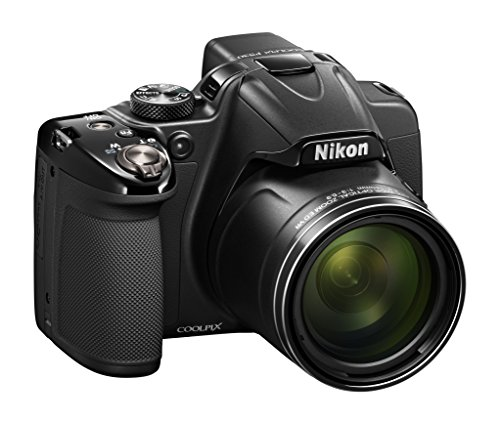 Nikon P530 - Cámara compacta de 16.1 MP (Pantalla de 3', Zoom óptico 42x, vídeo Full...