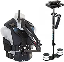 FLYCAM 3000 Camera Stabilizer Comfort Arm Vest + (CMFT-FLCM-3)| Stabilization System for DSLR Video Sony Nikon Canon