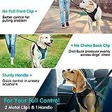 Zoom IMG-1 eagloo pettorina cane addestramento taglia
