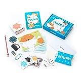 Foldio Starterset für Calliope Mini | Spielend Programmieren Lernen | Für Kinder ab 7 Jahren (mit Calliope Mini)