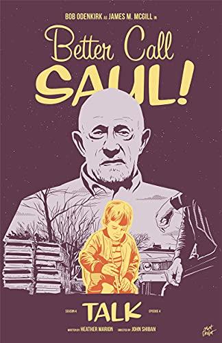 Weijiajia Best Call Saul Classic Movie Serie de TV Imagen Sala de Estar Dormitorio Sofá Arte de la Pared Decoración para el hogar Pintura en Lienzo Póster 50x70cm F-244