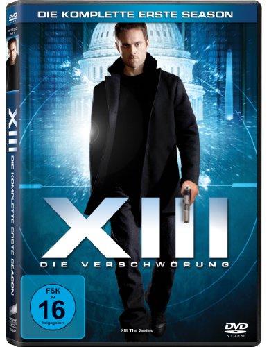 XIII - Die Verschwörung - Staffel 1 (3 DVDs)