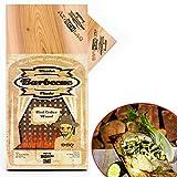 Axtschlag Grillbretter Zeder, 3 Wood Planks zum schonenden Garen mit aromatischer Rauchnote und... rosmarin-balsamico-schweinefilet-51qmLaP437L-Rosmarin-Balsamico-Schweinefilet von der Zedernholzplanke