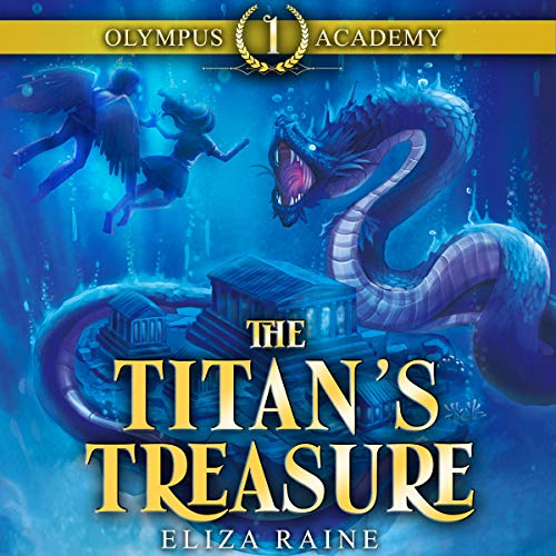 Olympus Academy: The Titan's Treasure  By  cover art