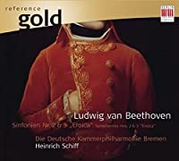 Beethoven: Symphonies Nos. 2 & 3 Eroica by Beethoven (2009-03-10)