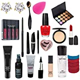 A Must have Combo for every Women in their make-up Kit Every Product Is Skin Friendly 100% Brand New Products Makeup professional A Must have Combo for every Women in their make-up Kit