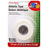 Assured Athletic Tape, 8-yd. Rolls