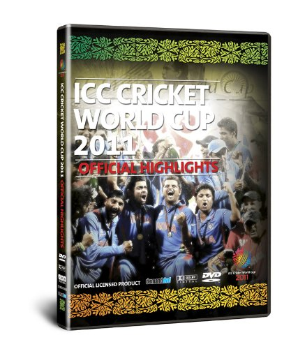 ICC Cricket world cup highlights 2011 [DVD] [UK Import]