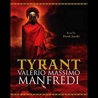 Tyrant audiobook cover art