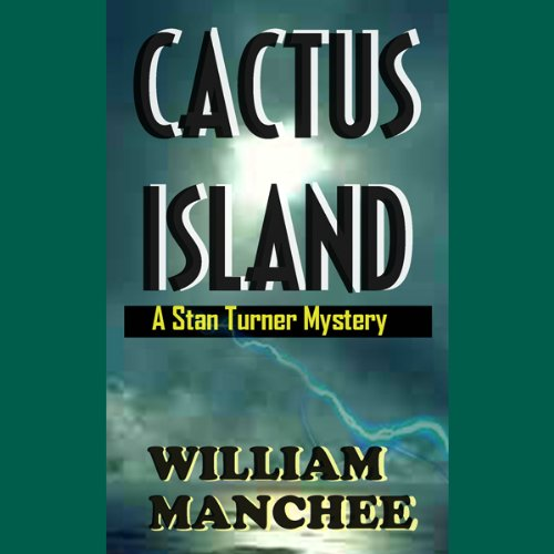 Cactus Island audiobook cover art