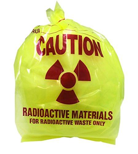 Radioactive Waste Disposal Bags